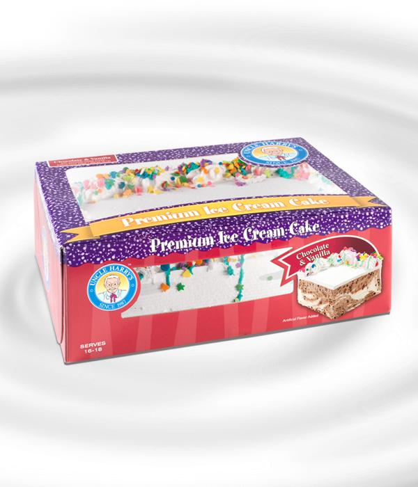Uncle Harry S Ice Cream Roll Cake